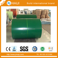color coated ppgi steel coil price 0.12-1.2mm thick used for building manufacturer in china