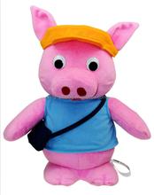 Promotional Custom Plush Toy,Promotional Large Plush Pig ,Custom Soft Toys