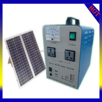 For Camping Use 500W Mini Off-grid Portable Solar System