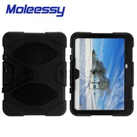 2015 heavy duty shockproof tablet case for 10.1 inch samsung tab 3 p5200 p5210