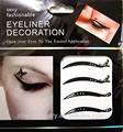adesivo pálpebras forro etiquetas lashes pestana partido olhos vestido tatuagem de cristal pedras olho de etiquetas ws012