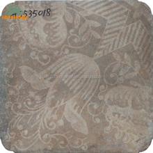 new design round edge ceramic rustic floor tile