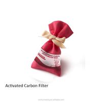 Hot-sell FreshFridge Mini Attachable Ionic Deodorizer, Freshener & Refresher w/ Hanging Hook & Velcro Sticker,Closet Deodorizer