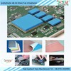 Thermal conductive silicone insulation gad pad for electronic products silicone rubber pad