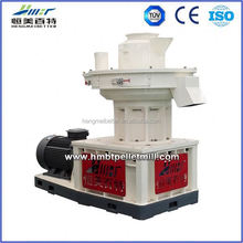 Convenient use first choice alfalfa big ring die wood pallet mill