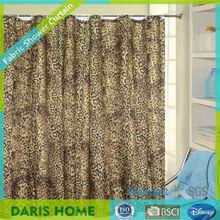 wild world polyester shower curtain,wild life shower curtain