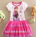 popular de vestido de niña vestido