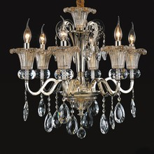 Low Ceiling Candle Chandelier Modern Chandelier Crystals fonyan Crystal Lighting Lights
