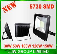 Factory direct sales smd 5730 led flood light with low price die cast aluminum led flood light housing 50w AC85-265V 6500k white