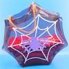 wholesale alibaba pvc tote handbags towel beach bag with spider shape