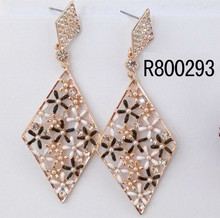 2186 Escrow Accept loop and lover earrings