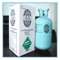 99.9% Pure Gas R134a en venta y AC Gas R134 Comercial refrigerador usado