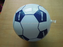 factory direct sale PVC inflatable football
