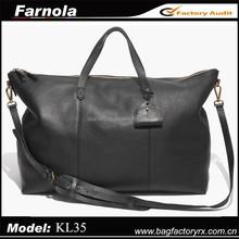 2015 new arrival travel weekender bags handmade leather duffle bags