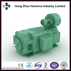 IE1/IE2 Dc High Torque Electric Direct Drive Motor For Petroleum