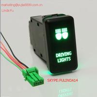 NEW TOYOTA Vigo Driving lights Push switch Green