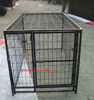 Outdoor Cheap Stainless Steel Dog Cage For Sale Cheap, stainless steel dog kennels