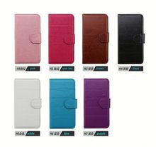 for ZTE Blade V220 Case,for ZTE Blade V220 Leather Case Folio Cover with Money and Credit Card Slots
