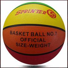 cheap rubber basketball