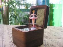 unique design handmade wooden music boxes wholesale hot sale