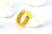 Wholesale 2015 summer new design 18k gold finger ring rings design for women with price