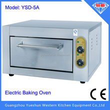 Popular high quality electric commercial cake baking oven