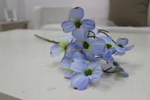 High quality wholesale dahlia silk flowers