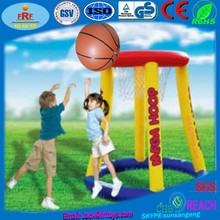 Sports Jumbo Giant Inflatable Basketball Hoop with ball