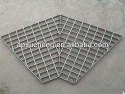 High Quality Lattice Steel Plate/Stainless Steel Lattice Plate/steel frame lattice(factory)