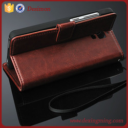 China supplier high quality wholesale 2015 new hot leather case cover for Xiaomi mi4 cases multi color optional