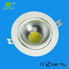 Professional manufacturer cheapest ceiling mounted led downlight