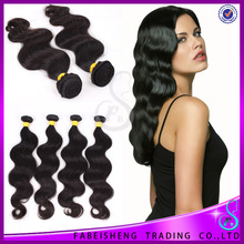 2015 New arrival FBS Full cuticle hot sale brazilian hair weft 100% virgin real girl pussy hair