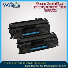 Compatible new 80a laser toner cartridge CF280A for HP LaserJet Pro 400/M401a/M401d/M401dn/M401dne/M401dw/M401n laserjet printer