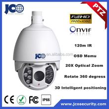 H.264 2.0MP PTZ ip cctv camera system cctv camera in dubai