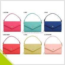 Latest Women Crown Wallets Famous Designer PU Leather Purses Ladies Hand Multi Colors Wallets Wholesale