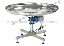 Rotating disk with the food packing machine DBIV-1200