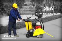 Pavement saw, gasoline engine concrete Cutting machine 20A