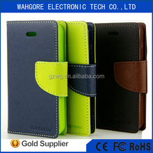 Mercury mobile phone leather flip cover for samsung galaxy j5