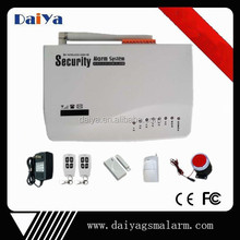 DAIYA Security GSM Alarm System Built-in intercom speaker DY-10A