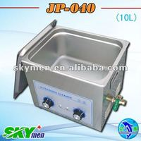 Mechanical ultrasonic water bath for cleaning and degreasing