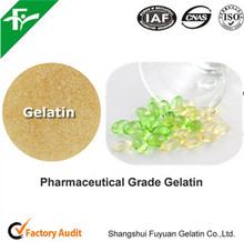 Gelatin 100-200 Bloom Pharmaceutical/Medical China Supplier