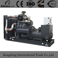 Diesel generator set price of 125KVA with CE,ISO9001 certificate
