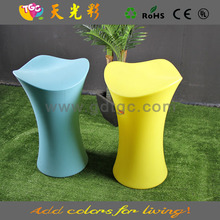 Acrofine Modern Plastic Bar Stool , leather bar chair and acrylic series bar stool