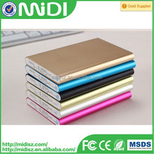2015 hot selling cheap intelligent power bank fit for mobile phone