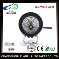 15W led work light off road led light For Suv Atv Offroad Mining Truck Light