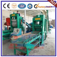 2015 Factory directly sell hydraulic sawdust briquette press machine