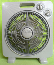 10 inch electric box fan with handle