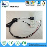 470~860(MHZ) receiver wireless antenna for tv with fm car antenna DVB-T/CMMB/DMB-T/DTMB