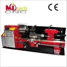 Sıcak satış! MITech 0618 mini torna makinesi fiyat/cnc ahşap torna tezgâhı