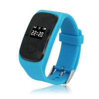 GPS watch tracker,GPS positioning watch mobile phone the old man/children Anti-lost device outdoor GPS watch